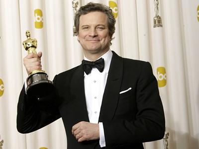 Schauspieler Colin Firth